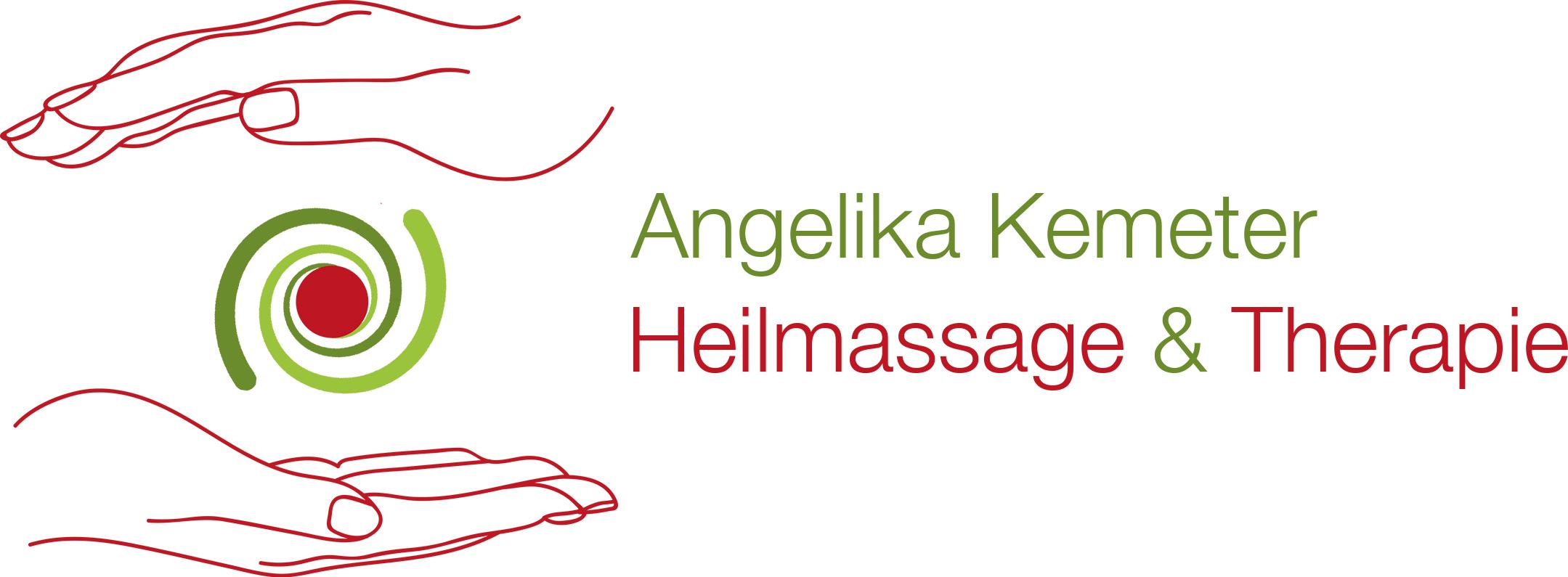 Angelika Kemeter Heilmassage und Therapie