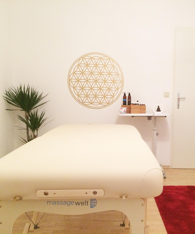 Angelika Kemeter Heilmassage und Therapie Praxis Wien